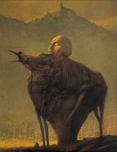 Zdzislaw Beksinski art